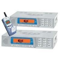 Telefone de Longo Alcance Ecomania EM-689 Base + Subbase + Monofone