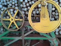 Vende-se Serra horizontal para serraria do tipo pica-pau ou de engenho