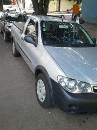 Fiat strada 1.4 MPI Ar Cond. Direção Hidraulica Troco - 2012
