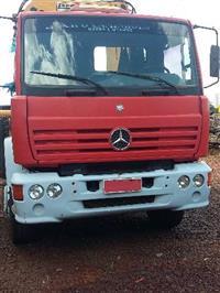 Caminhão Mercedes Benz 1418 ano 2000