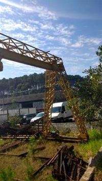 Pórtico Rolante Capacidade 05 toneladas