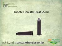 TUBETES FLORESTAL PLAST PARA MUDAS DE EUCALIPTO - 55 ML