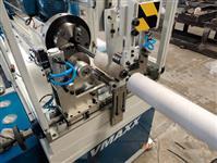 Maquina para Cortar tubos e tubetes de Papel e Papelão RF375D, Automática, NR12