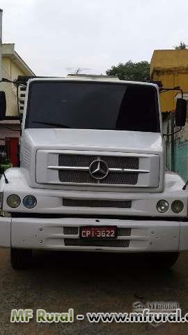 Caminhão Mercedes Benz (MB) L 1620 6x2 ano 01