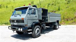 Caminhão pipa bombeiro tanque de agua VW