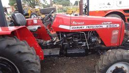 Trator Massey Ferguson 250 XE 4x4 ano 07