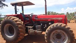 Trator Massey Ferguson 297 4x4 ano 06
