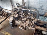 MOTOR MWM 225 3 CILINDROS