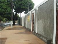 Vendo Terreno em Campo Grande MS - 985 m² todo murado - pronto para construir