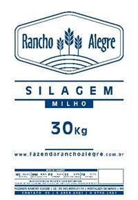 Silagem de milho ensacada 30 kg com grão inteiro - Ha 10 anos produzindo qualidade!!!