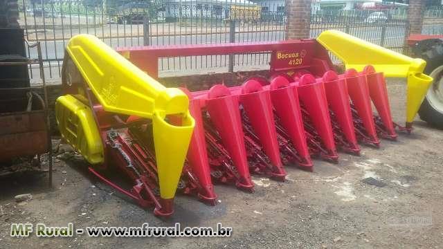 Plataforma Milho Vence Tudo 9L ano 2012