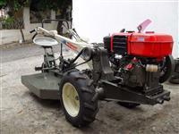 Mini/Micro Trator TC8  DIESEL C/ROÇADEIRA  OTIMO ESTADO 4x2 ano 95