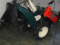 Mini/Micro Trator TOBATTA DE 10CV REV.C/GARANTIA TOTAL 4x2 ano 82
