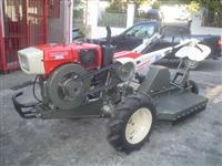 Mini/Micro Trator TC11 DE 13.5CV DIESEL C/APARADOR 4x2 ano 92