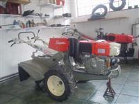 Mini/Micro Trator TC11SUPER P/ELETRICA 14CV 4x2 ano 95