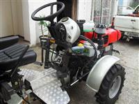 Mini/Micro Trator TTA 18  4X4  ZERO FREIO DISCO 4x2 ano 17
