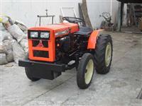 Mini/Micro Trator AGRALE 16CV -PARTI ELETR. 4x2 ano 78