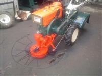 Mini/Micro Trator TOBATTA 4x2 ano 90