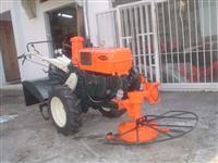 Mini/Micro Trator TOBATTA  10CV 4x2 ano 82