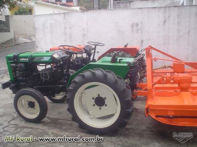 Trator Agrale 4100 4x2 ano 85