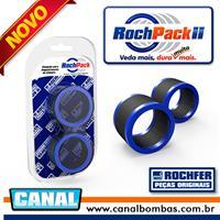 Vedação Durável RochPack II - para Pistões de 42mm de diâmetro