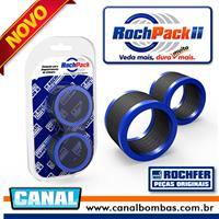 Vedação Durável RochPack II - para Pistões de 51mm de diâmetro