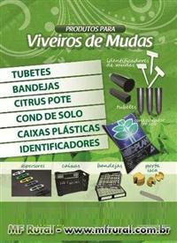 TUDO PARA SEU VIVEIRO DE CITRUS/ FLORESTAL/HORTA/NATIVAS