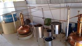 Fabrica de Alambiques de cobre