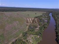 Fazenda espetacular com capacidade hídrica para pivô central em Brejinho de Nazaré-Tocantins
