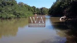 Fazenda com rio de grande porte em Marianópolis -To