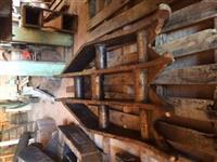 Garra Florestal ou garra de encosto para escavadeira hidraulica