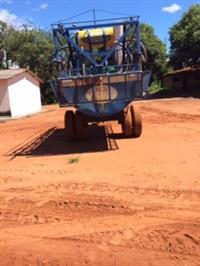 Carreta tanque bombeiro e carreta tanque para plantio de eucalipto