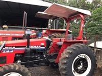 Trator Yanmar 1050D 4x4 ano 88
