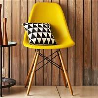 Cadeira Charles Eames Wood Eiffel -
