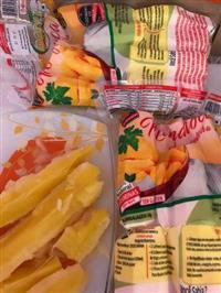 Distribuidor de Hortifruti - Mandioca a Vacuo Industria de Alimentos com rotas de entregas diarias!!