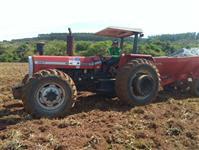 Trator Massey Ferguson 297 4x4 ano 95