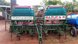 Plantadeira Plantio direto de mandioca ano 2011