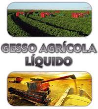 GESSO AGRÍCOLA LÍQUIDO (10,00% CARBONATO DE CÁLCIO E 25% DE ENXOFRE)