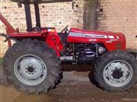 Trator Massey Ferguson 255 Advanced 4x4 ano 10