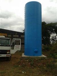 Caixas D água em fibra de vidro/ Metálicas 6.000, 10.000, 20.000, 30.000, 50.000/ Piscinas