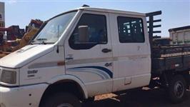 Caminhão Iveco Daily Chassi-Cabine ano 07