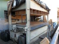 prensa hidraulica para portas de madeira e marcenaria!!