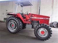 Trator Massey Ferguson 610 4x4 ano 95