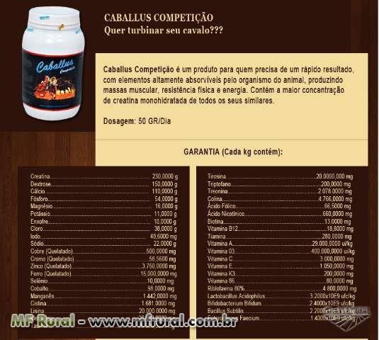 CABALLUS COMPETIÇÃO