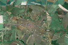 Área de 7 alq. para loteamento em Santa Helena-Go