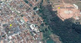 Área de 3.900 m² em Trindade