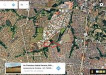 Área de 2.053,60 m² em Aparecida de Goiânia