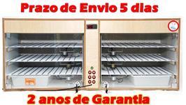 CHOCADEIRA 660 Chocadeira Automatica (660 ovos)-UNICA DO MFRURAL