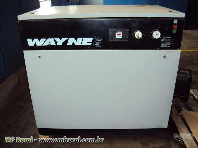 Compressor Parafuso Wayne