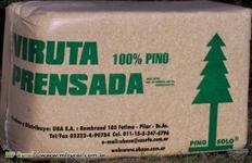 Maravalha de Pinus Prensada e Embalada, UBA S.A